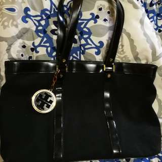 Pre loved Tory Burch Canvas