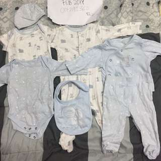 Mothercare Sleepsuit