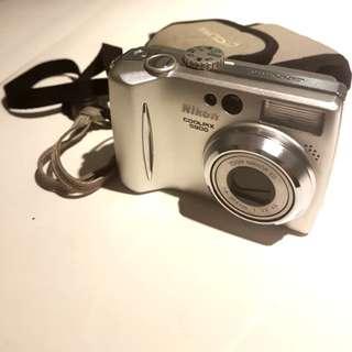 Nikon Coolpix 5900 (not working)