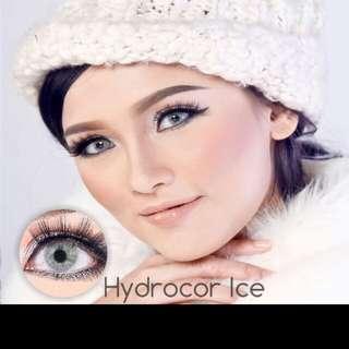 Softlens hydrocor av ice