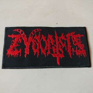 Zygoatsis - Logo Woven Patch Band Merch