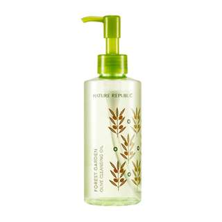 Forest Garden Cleansing Oil - Olive
