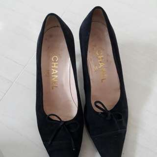 Chanel shoes vintage