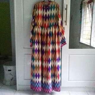 Gamis / Gaun / Dress
