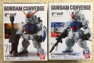 BANDAI GUNDAM CONVERGE 0083 08小隊 GP03