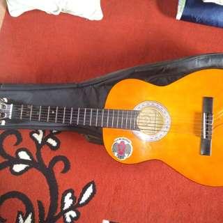 Gitar skarlak