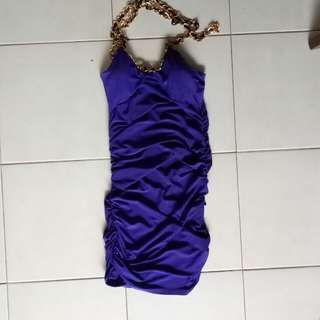 Preloved Violet Dress