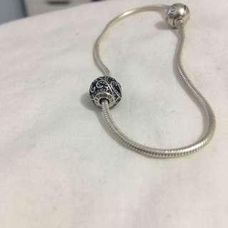 pandora essence medium bracelet