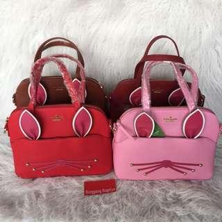 Kate Spade Bunny Top Handle Bag