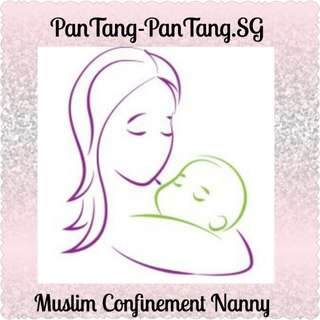 Confinement nanny for muslim