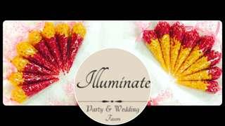 Wedding Favors / Door Gifts - Duo Color Sweet Boondhi