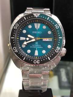 Seiko Prospex Green Turtle SRPB01K1 limited edition 3500pcs