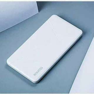 Original pie romoss powerbank