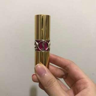 ysl 情桃誘光水唇膏限定色33