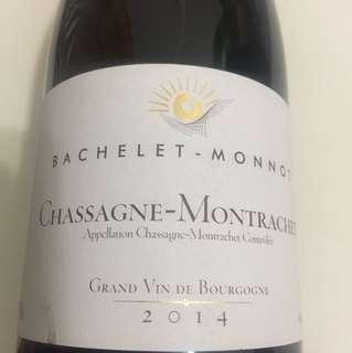 Bachelet-Monnot Chassagne-Montrachet 2014