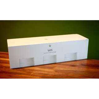 Google Wifi Router System