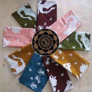 Batik bandana