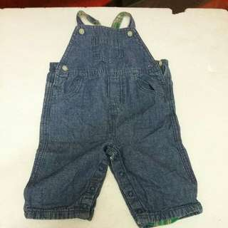 Baby Overall (3-6mnth only)