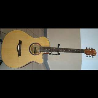 Guitar Acoustic Faires 40Inch #4040 Spruce