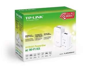 TP-Link's TL-WPA4530 Kit (AV500 Powerline ac WiFi Kit)