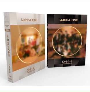[PO/GO] Wanna One -0+1=1