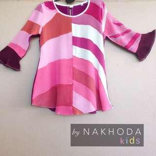 Aurora Batik Top (4-6y)
