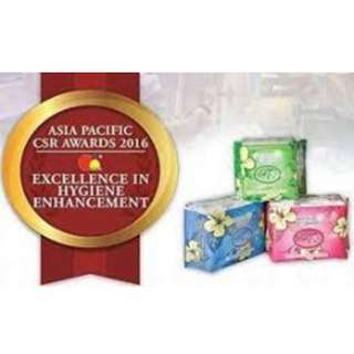 FC Bio Herbal Sanitary Pads [Stocks Available]