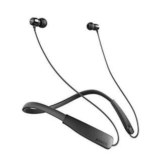 Anker SoundBuds Lite Bluetooth Earphones IPX5 Water Resistant Sport Earbuds with CVC 6.0 Noise Cancelling and Built-in Mic