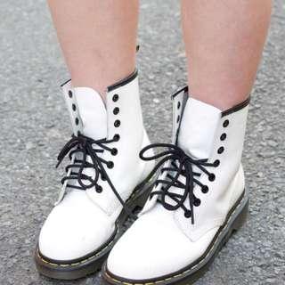 Doctor martens handmade shoes