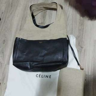Celine bag with pouch