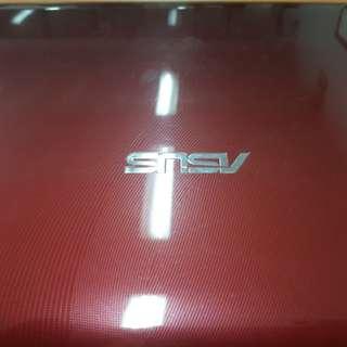 Asus merah Nvidia