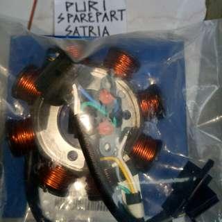 Stator Assy Spul Suzuki Spin Original SGP