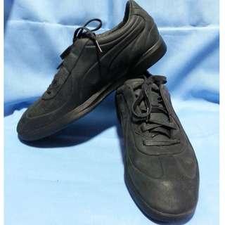 Authentic ALEXANDER McQUEEN PUMA Men's Leather Sneakers Size EUR 39
