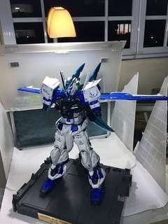 PG ASTRAY BLUE FRAME WATER DECAL MARKINGS