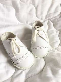 Baptismal boys shoes
