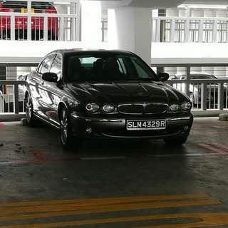 Jaguar X-Type 2.0 Auto V6 SE