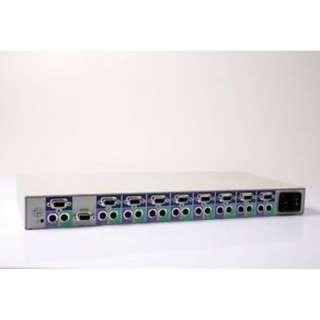 Compaq EO1004B 8-port KVM Switch