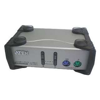 ATEN, 2-Port PS/2 VGA KVM Switch