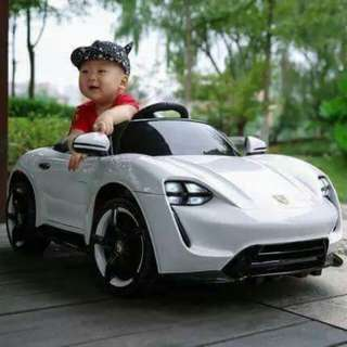 Porsche Sports Car for kids