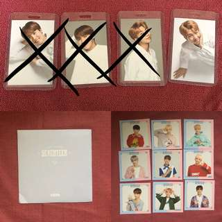 [READ DESC] WTS IN RUSH BTS AND SEVENTEEN