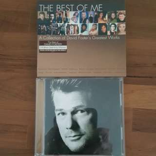 David Foster : The Best Of Me CD