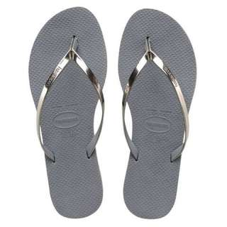 "Havaianas ""You Metallic"" for women (Originals)"