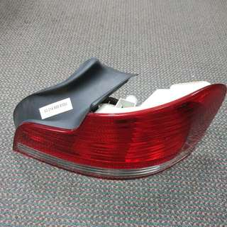 Tail light BMW 120i 1 series right hand driver