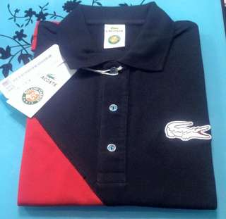 Lacoste Roland Garros for Men Limited Edition