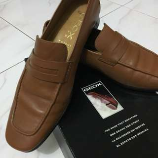 Geox Leather Shoes