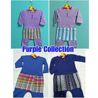 BN Baby Baju Melayu with Samping