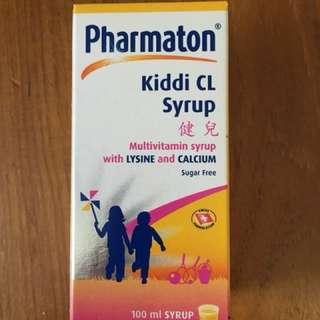 Pharmton kids multivitamin