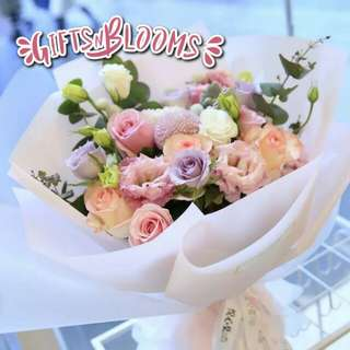 Beautiful Surprise for Special One Bouquet Only Sweet - WDWSQ