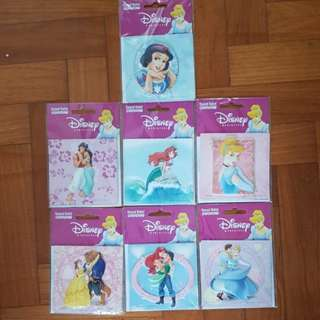 Disney Princess 3D Fridge Magnets