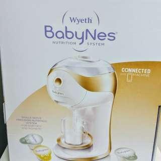 惠氏Babynes沖奶機
